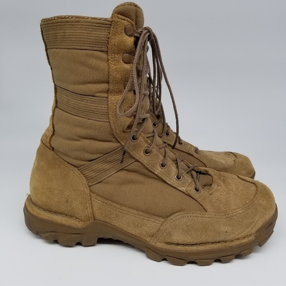 a52c6883a6a Danner Marine Mens Rivot Coyote TFX8 Work Boots A4